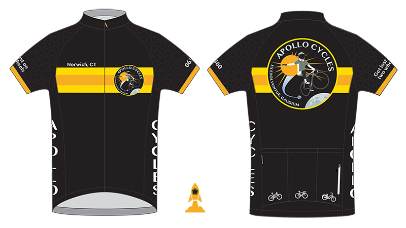 Apollo Cycles Jersey