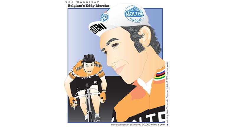 "Eddie ""Cannibal"" Merckx"