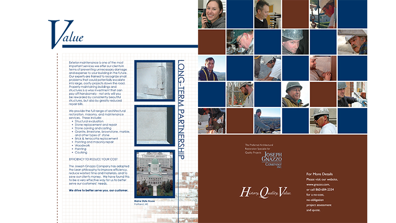 Gnazzo Brochure Pages 6 & 7