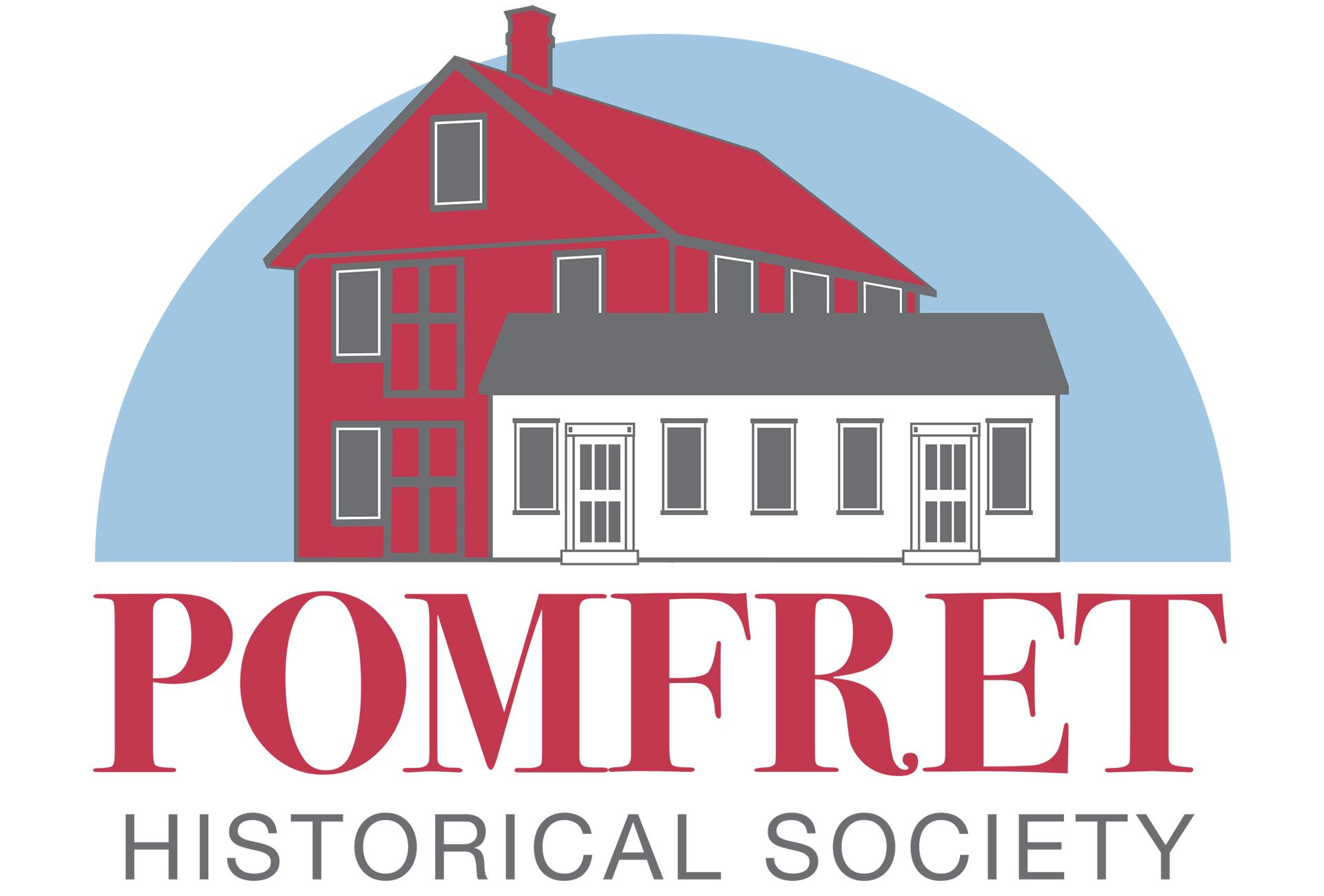 Pomfret Historical Society Logo